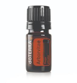 arborvitae doterra essential oil