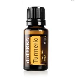 tumeric doterra essential oil