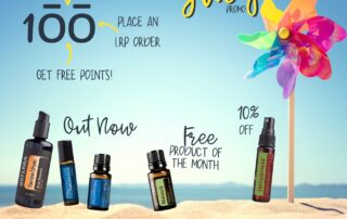 doterra oils July Promo