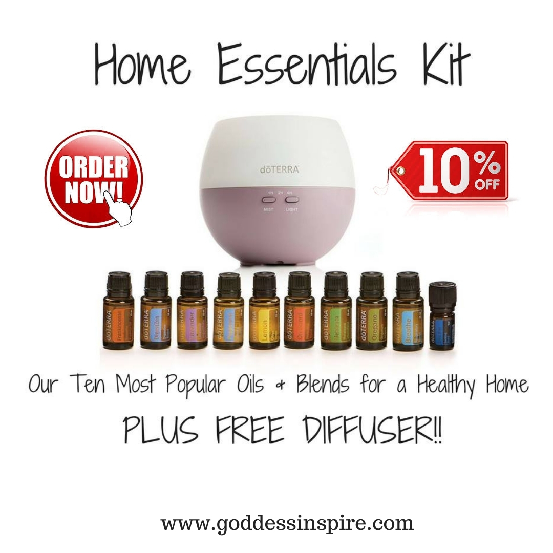 Doterra Essential Oils Offer